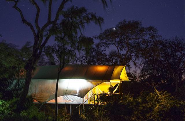 Galapagos Safari - Tented Camp