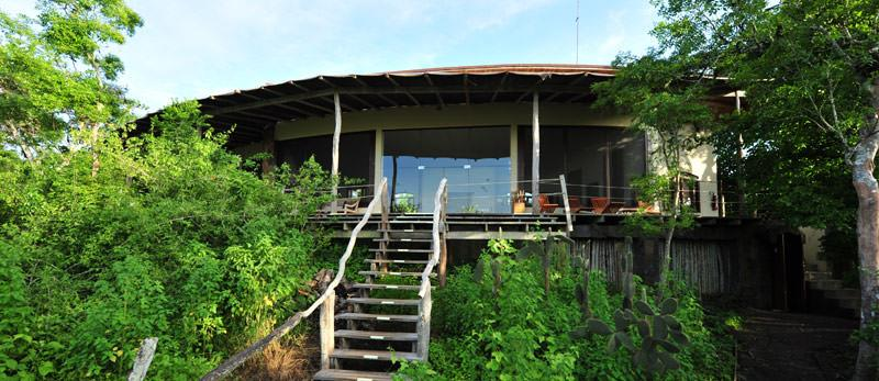 The Infinity Pool - Galapagos Safari Camp