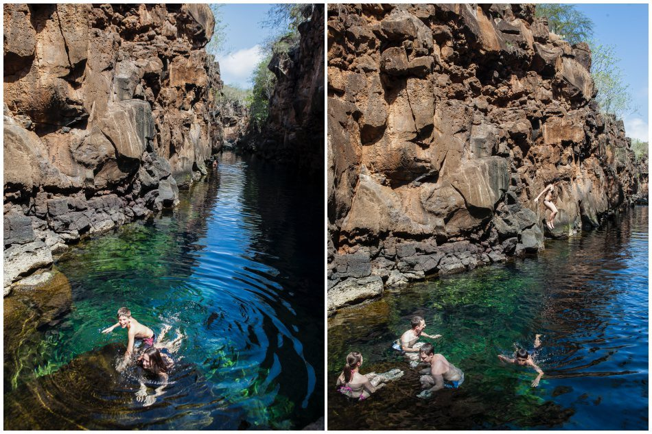 Las Grietas, Santa Cruz, Galapagos Islands