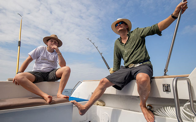 Fishing Like a Local