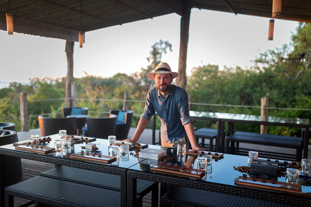 Experience gourmet chocolate tasting at Galapagos Safari Camp